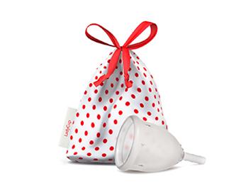Menstruationstasse: Ladycup