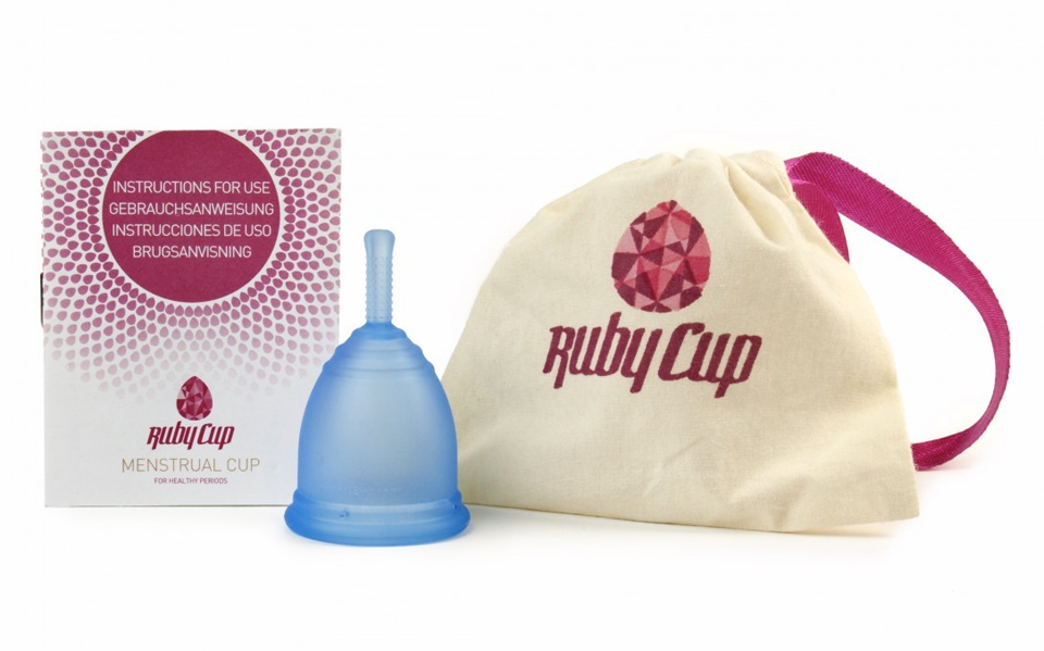 Menstruationstasse: Ruby Cup