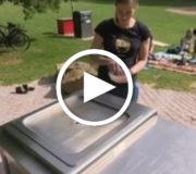 Video öffentliche Grills in Erlangen