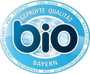 Biosiegel Bayern