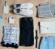 Capsule Wardrobe-Experiment