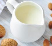 Mandelmilch Mandeln Milch Mandeldrink