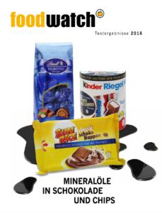 Mineraloel Süßigkeiten