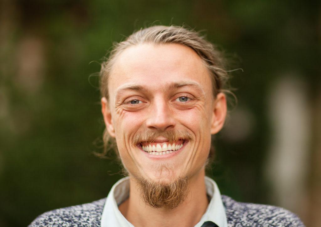 Raphael Fellmer ist Mitbegründer von foodsharing.