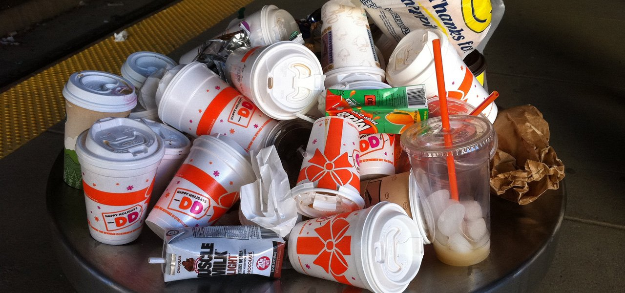 San Francisco verbietet Coffee-To-Go-Becher und Take-Away-Boxen | Utopia.de