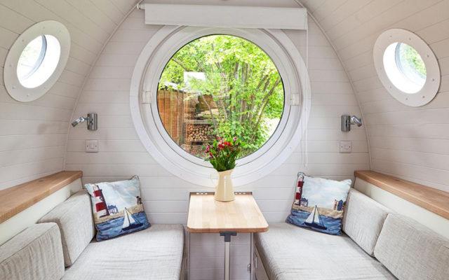 10 Tiny Houses In Denen Du Sofort Urlaub Machen Willst Utopia De