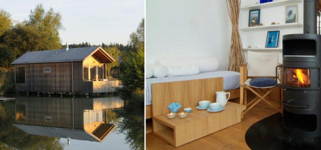 Urlaub im Tiny House: Hofgut Hafnerleiten in Niederbayern