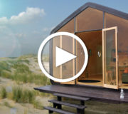 Wikkelhaus: Tiny House aus Pappe
