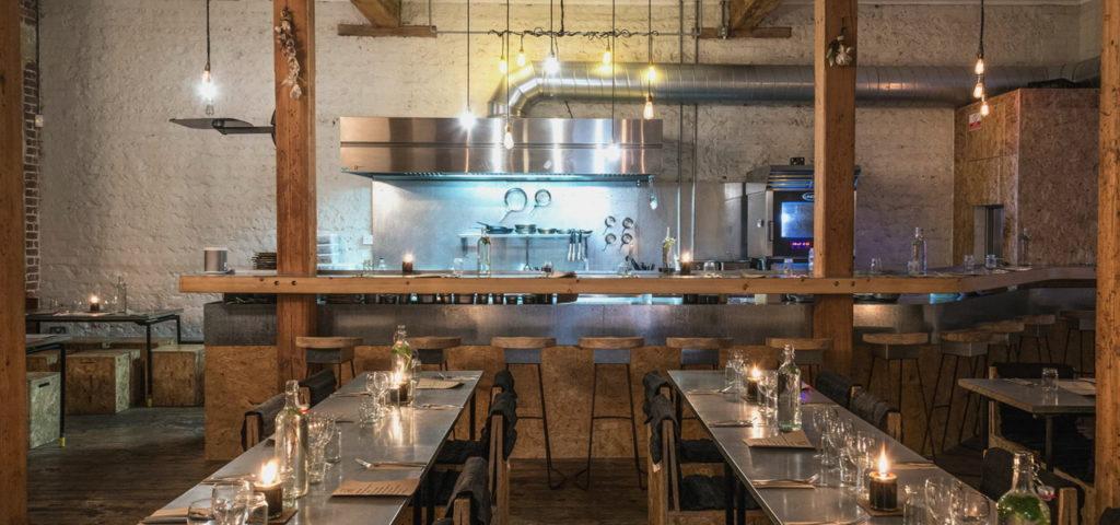 Vegane und vegetarische Restaurants mit der App vanilla bean finden / Silo: Das erste Zero-Waste-Restaurant in England