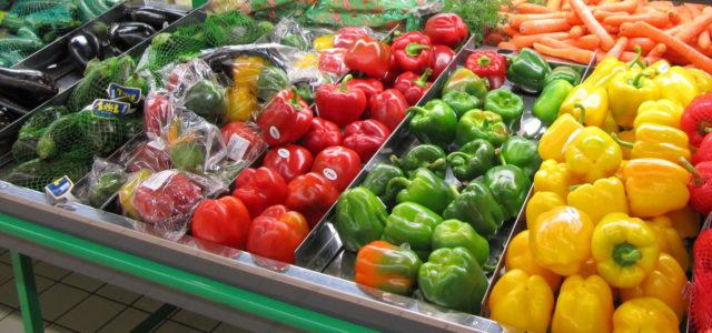 Lebensmittel Supermarkt