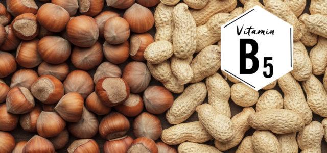 Vitamin B5 / Pantothensäure