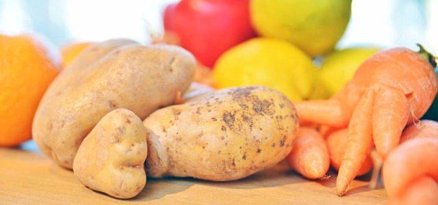 Bio-Helden Kartoffeln