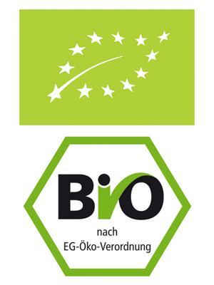 Bio-Siegel: EU und Deutschland