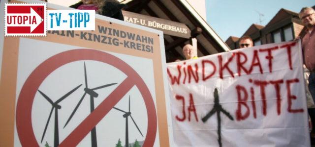 TV-Tipp für heute: Windräder für die Energiewende