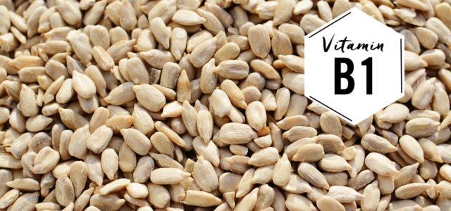 Vitamin B1 Thiamin Aneurin Stimmungsvitamin
