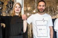 Wiederbelebt: Ein Modelabel macht Kleidung aus weggeworfenen Stoffen