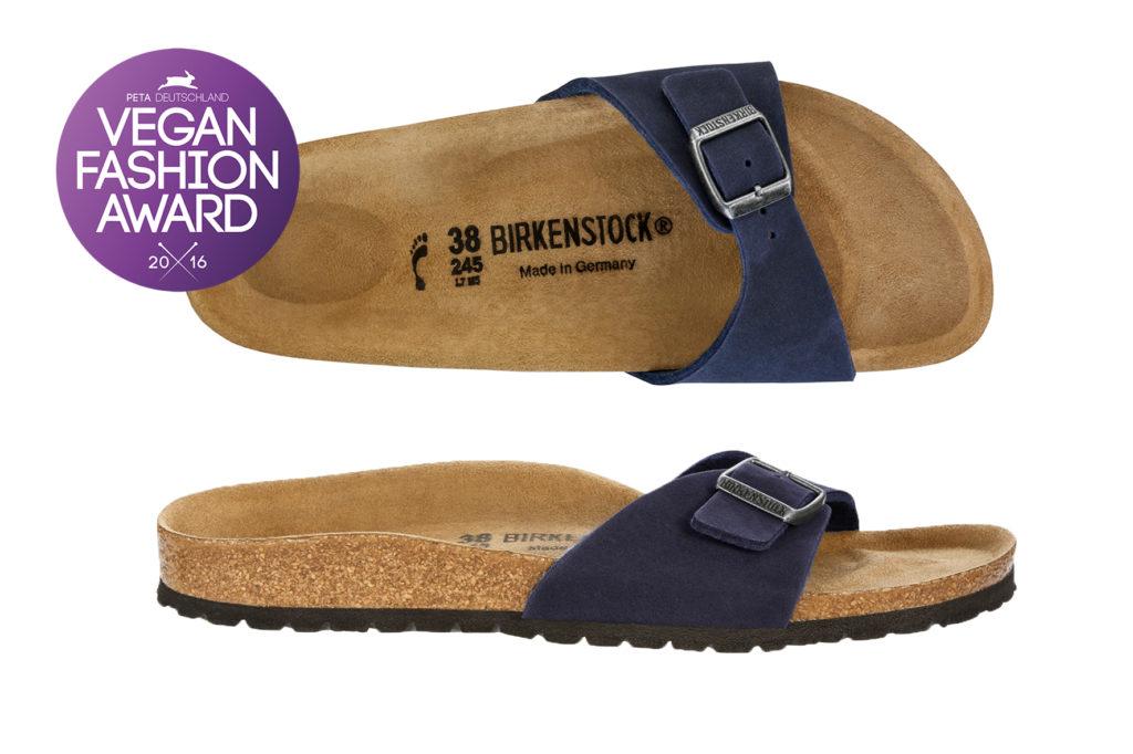 Beste Schuhe Damen: Birkenstock Madrid