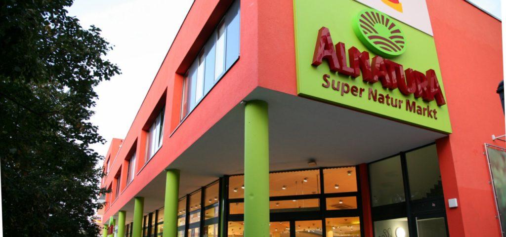 Alnatura Biosupermarkt Supermarkt Bio