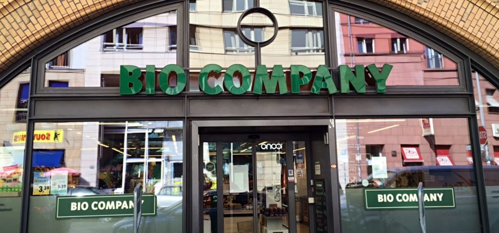 Bio Company Biosupermarkt Supermarkt Bio