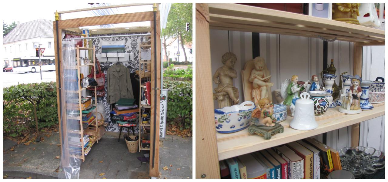Givebox in Paderborn: Dinge kostenlos austauschen