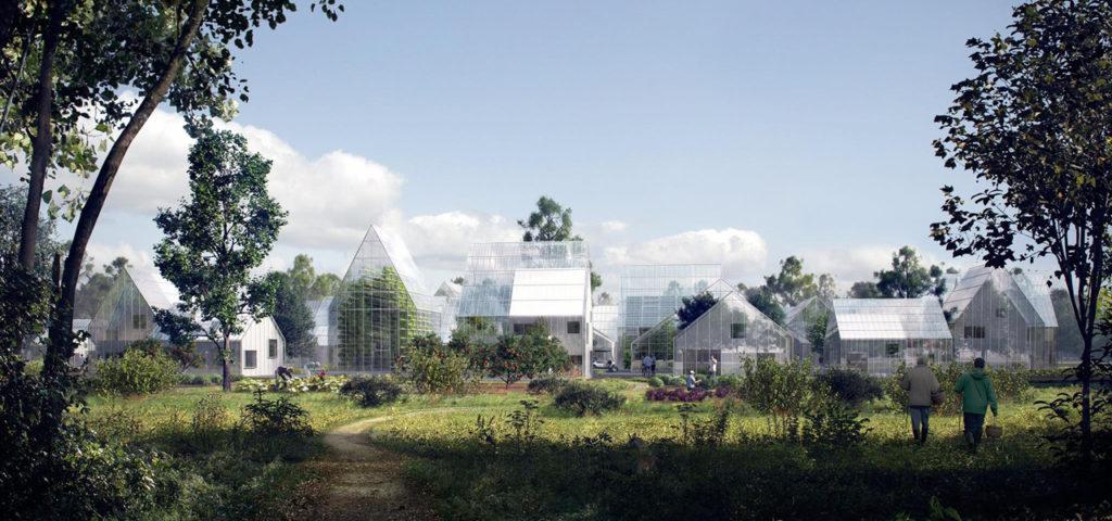 ReGen Villages: das autarke Dorf der Zukunft