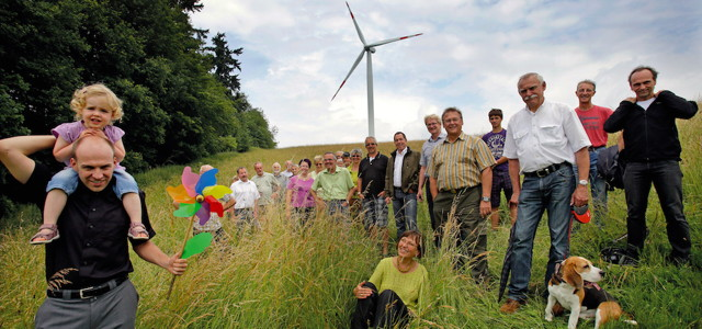 Ökostromanbieter - Die Bürgerwerke - Ökostrom Anbieter