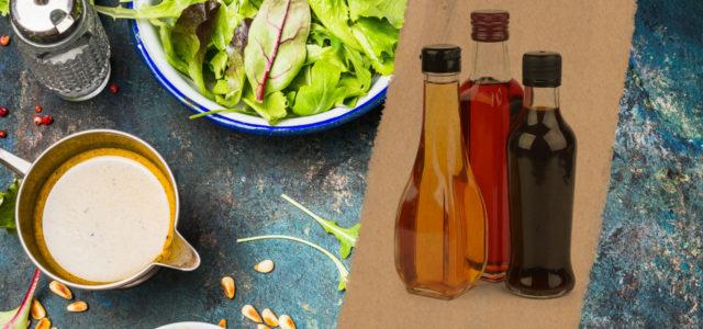 Essig und Aceto Balsamico