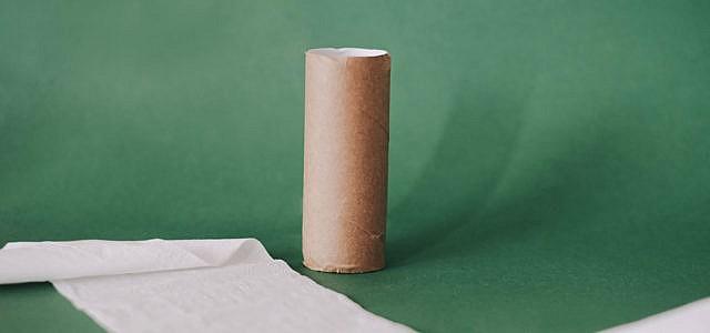 Leben ohne Toilettenpapier