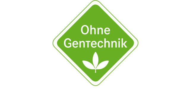 Ohne Gentechnik Siegel Label Zeichen