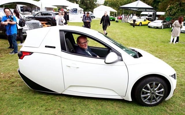 Electra Meccanica SOLO – das kann das coole Elektroauto für Pendler
