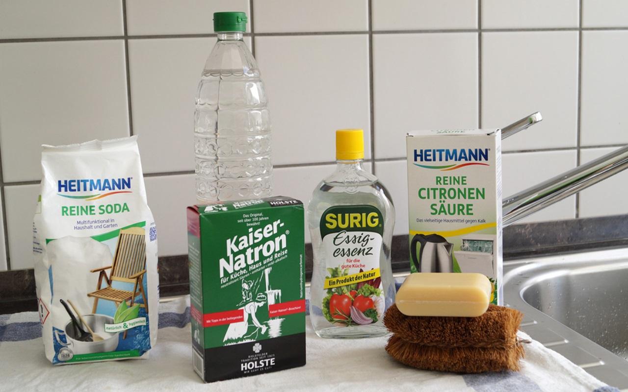 Tipps Großeltern Putzen mit Hausmitteln
