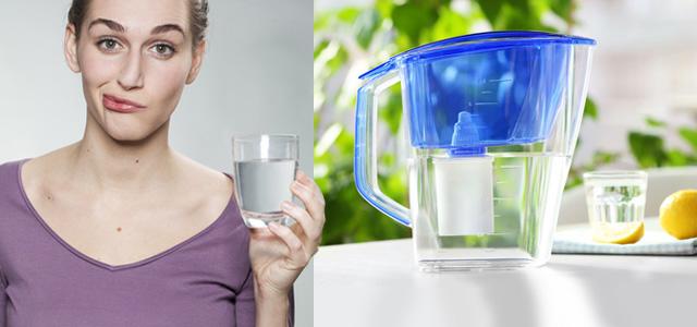 Kranwasser Trinken