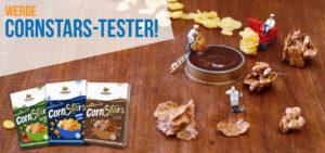 Probiere die neuen Cornflakes von Barnhouse