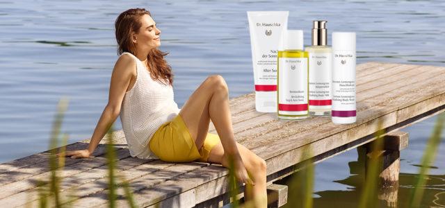 Dr. Hauschka: Natürliche Pflege für den Sommer gewinnen!