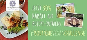 boutique vegan Challenge