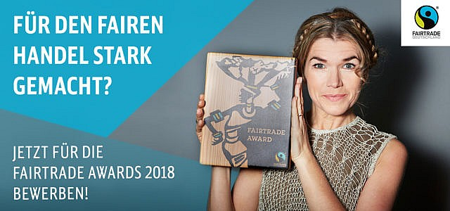 Fairtrade verlost Awards