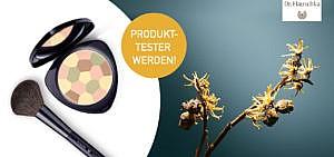 Mach mit und werde Produkttester für den Colour Correcting Powder von Dr. Hauschka!