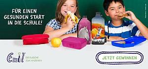 Gewinne mit Emil die Flasche tolle Sets für den Schulanfang!