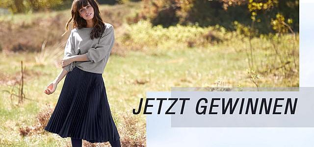 Tchibo Gewinnspiel Green Fashion: Jetzt Gutscheine gewinnen!