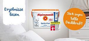 Alpina Produkttest Ergebnisse jetzt lesen