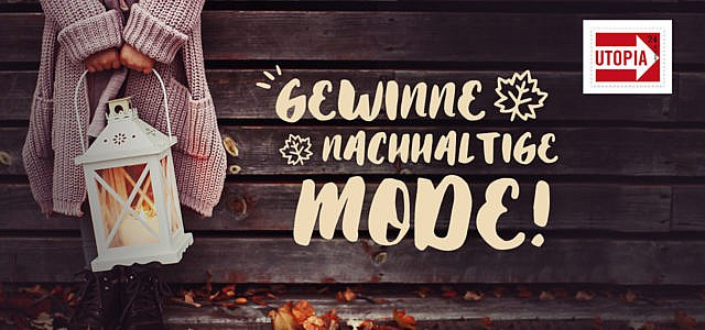 nachhaltige Mode , grüne Mode, Herbst/Winter Mode