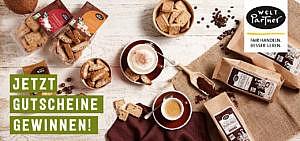 faire Lebensmittel Geschenkideen gewinnen dwp die WeltPartner