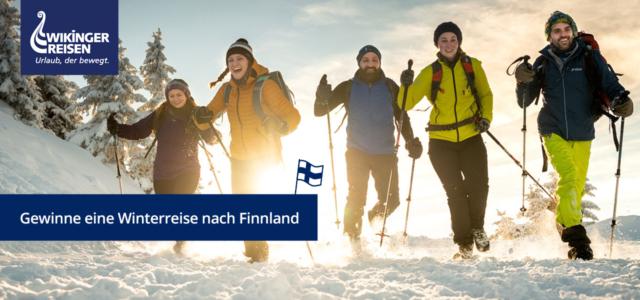 Wikinger Reisen Gewinnspiel Reise Finnland
