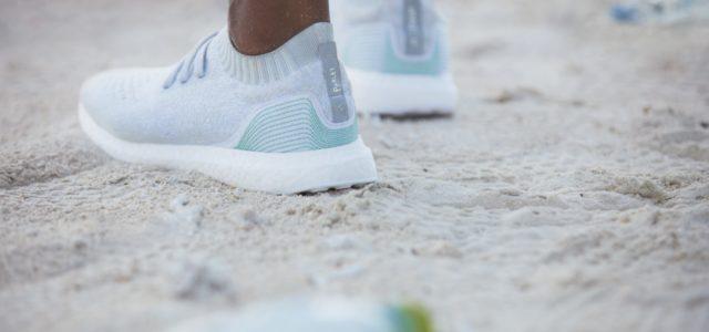 Adidas bringt Schuhe und Shirts aus recyceltem Meeresmüll heraus