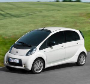 Ranking die besten Elektroautos im Vergleich: Citroen C-Zero