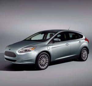 Ranking die besten Elektroautos Ford Focus Electric