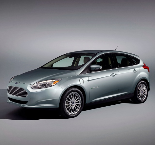 Ranking die besten Elektroautos Ford Focus Electric