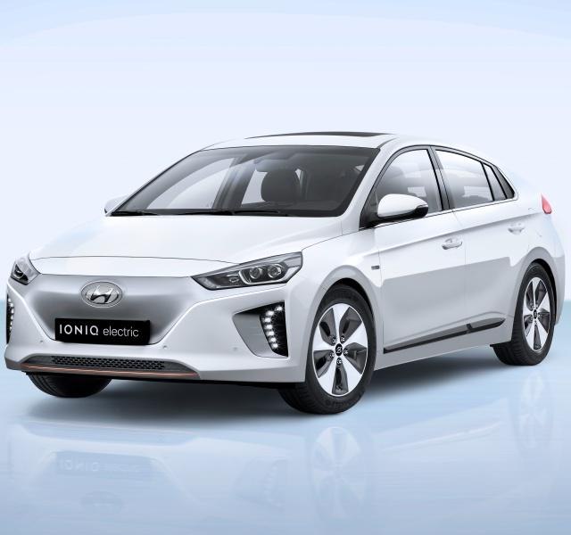 Ranking die besten Elektroautos Hyundai Ioniq Electric
