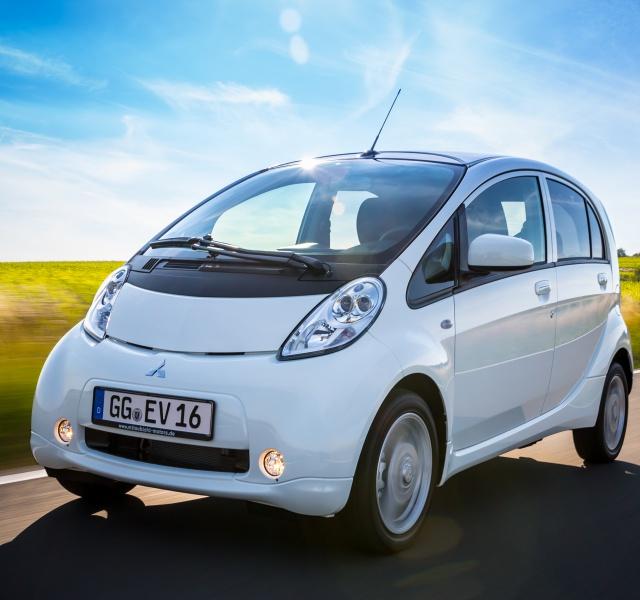 Ranking die besten Elektroautos Mitsubishi i-MiEV