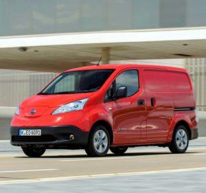Ranking die besten Elektroautos: Nissan e-NV 200